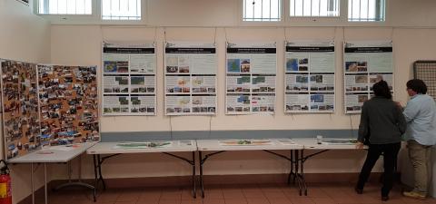 Exposition présentée lors des 10 Ans de l'association le 23/11/2019 (SystExt - 2019 - CC BY NC SA 3.0 FR)