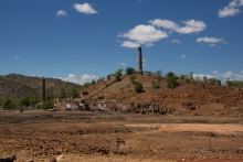 Ancienne fonderie de Chillagoe, Queensland, Australie